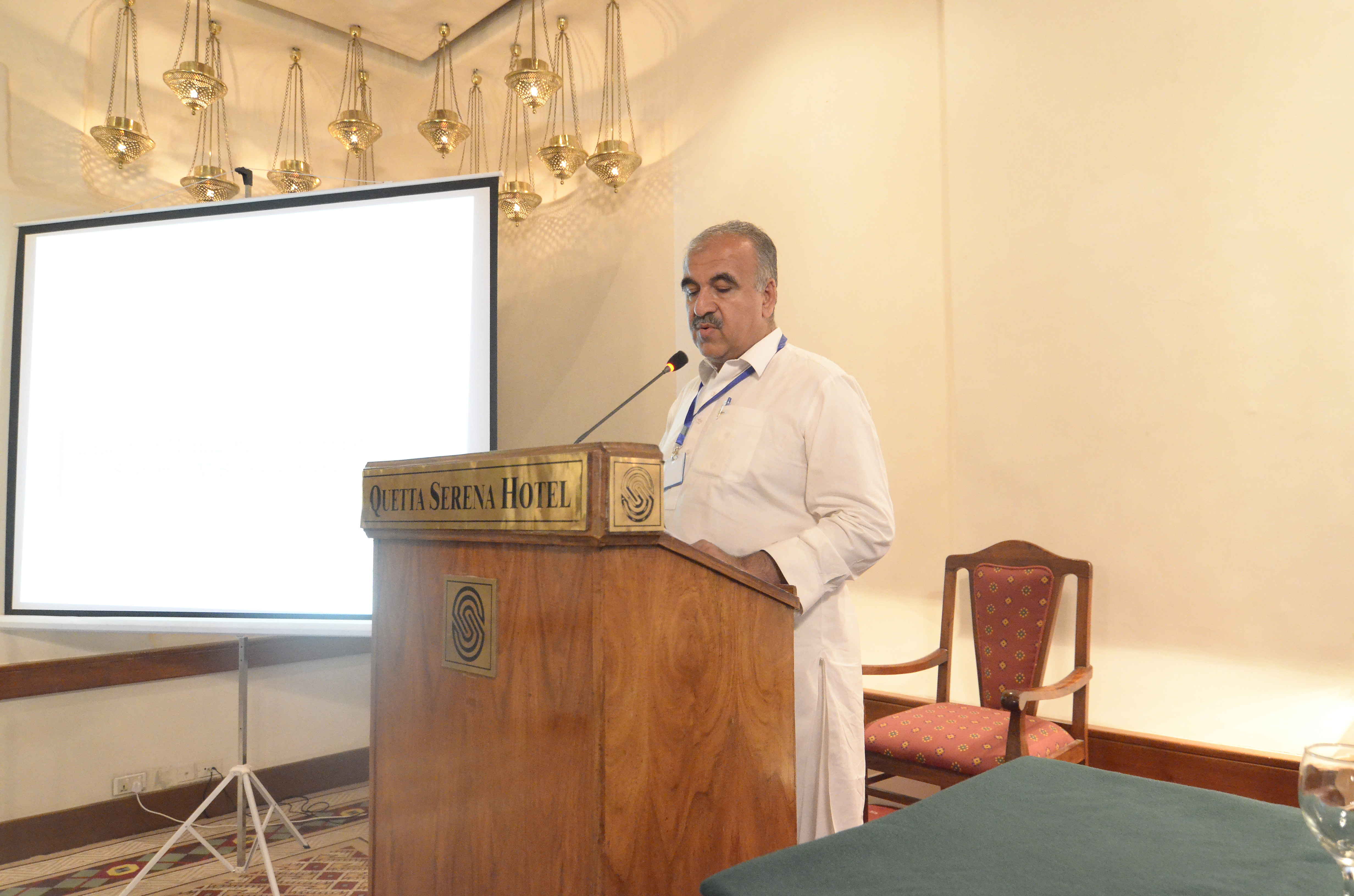 EMIS Policy Presented by Niamat Ullah Kakar Additional Director Secondary School & Focal Person EMIS